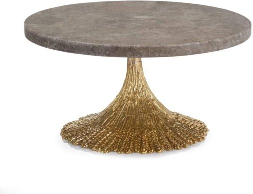 MICHAEL ARAM WHEAT CAKE STAND - Carats Jewelry and Gifts